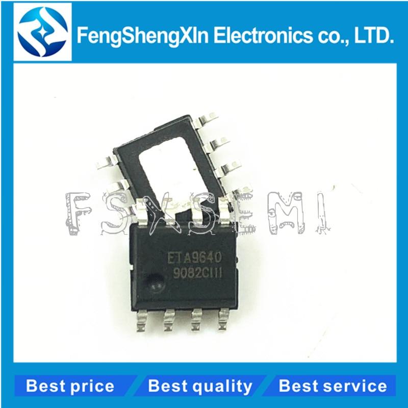 10pcs/lot ETA9640 ETA9640E8A 5V1A SOP-8 Synchronous Boost Type Linear Lithium Charge IC