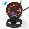 DY 7Colors 60mm Air Fuel Ratio Gauge Meter with Voltage gauge Multi D/A LCD Digital Display Racing Gauge