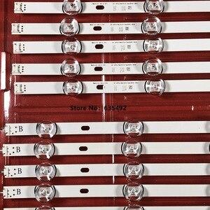 Image 1 - LED תאורה אחורית רצועת עבור 55LB650V 55LB561V 55LF6000 55LB6100 55LB582U 55LB650V 55LB629V 55LB570V 55LB5900 55LB5500 55LH575A