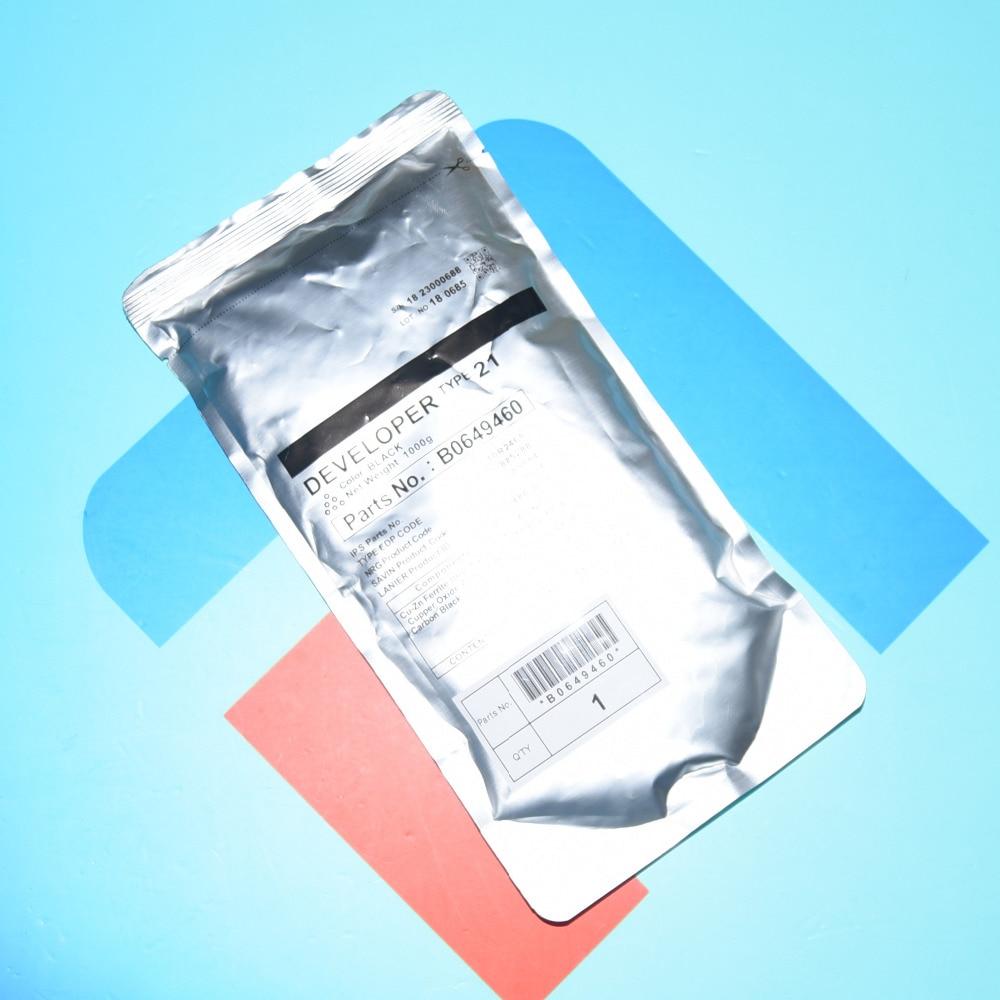 無料市平 1 キロ A2959640 開発リコー AF1085 AF2075 開発者の粉末開発者タイプ 21 コピー機部品 1085 2075  グループ上の パソコン & オフィス からの プリンタ部品 の中 2