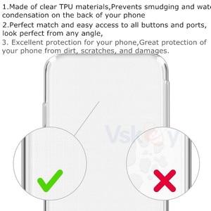 Image 5 - 100pcs מזג זכוכית & 100pcs רך נקה TPU מקרה עבור iPhone 6/7/8/i11/11Pro/X/XR/Xs מקסימום מלא כיסוי מסך מגן כיסוי