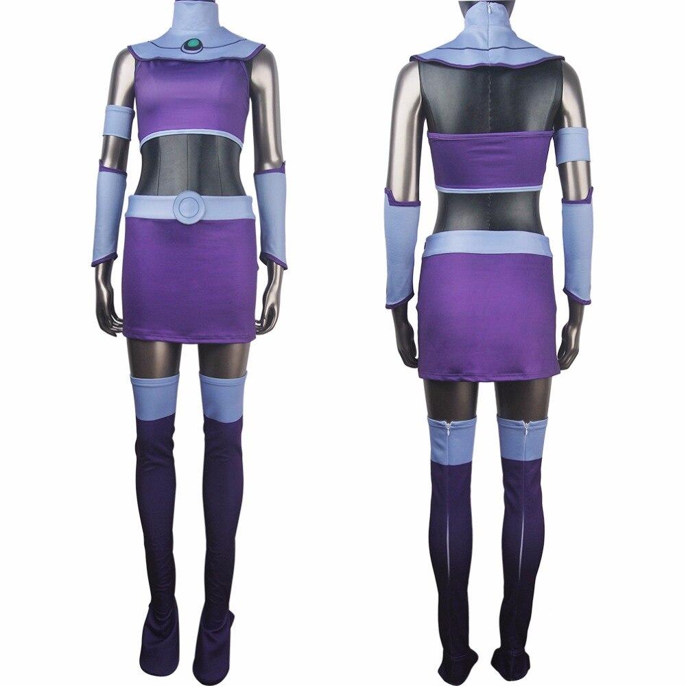 Raven Halloween Costume Teen Titans Go