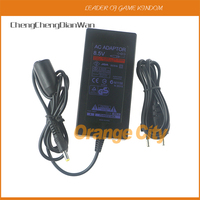 ChengChengDianWan EU plug Adapter Power Supply Cord Replacement For PS2 PlayStation2 70000 Console Slim Black 6pcs/lot