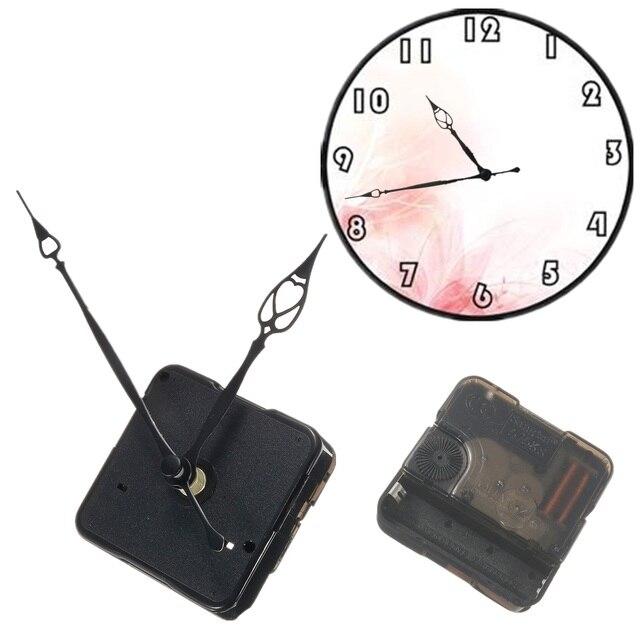 Retro Clock Quartz Mechanism Wall Clock Movement Motor With Hands