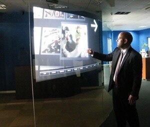 Image 5 - Folha capacitiva do toque dos pontos reais 20 do toque, filme interativo da folha do toque de 42 polegadas