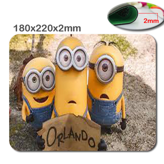 Professional Customized Rubber Mouse Pads 220mmX180mmx2mm
