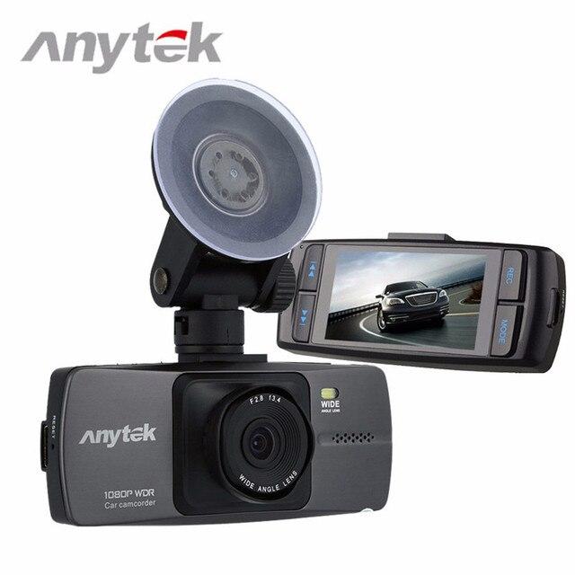 """Anytek Dash Cam A88 2.7"""" DVR Full HD 1080P Car Camera Novatek 96220 Parking Monitor Registrar Video Recorder Night Vision DVRS"""