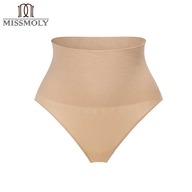 aa328bbfb12 ... Miss Moly Modeling Waist Trainer corrective pulling underwear High  Tummy Slimming Corset Sexy Thong Cincher Panty ...