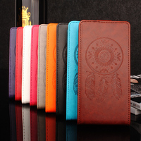 XiaoMi Redmi 4X Redmi 4X Pro Case Cover Luxury Flower Tower Leather Vertical Flip Protective Cover
