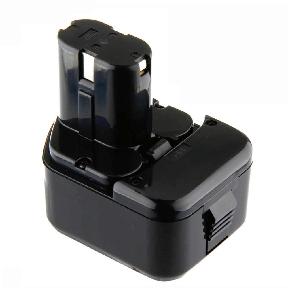 Ni-MH 3000 мАч 12 В 3.0Ah аккумулятор для электроинструмента Hitachi EB1214S 12 В EB1212S DS 12DVF3 EB1220HL, EB1220HS, EB1220RS, EB1222HL