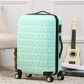 Girls Large Capacity Travel Suitcases, Men Business Travelling, Women Waterproof Spinner Trolley Suitcase 9 color options