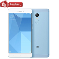 New Xiaomi Redmi Note 4X 4GB 64GB Mobile Phone Snapdragon 625 Octa Core 5.5
