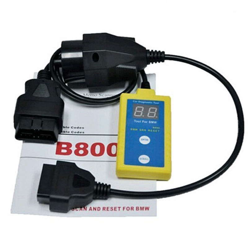 Auotmotive Electronics Improvement : New top b airbag srs reset scanner obd diagnostic