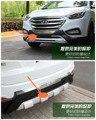 Ix35 GUARDA BUMPER (Dianteiro + Traseiro) ISO9001 Alta Qualidade Auto BUMPER Placa PARA Hyundai ix35 2009.2010.2011.2012.2013.2014.2015.2016