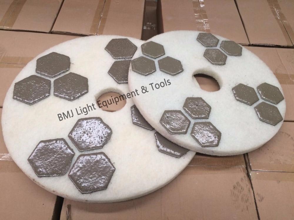 20 inch marble granite grinding polishing Buffing Burnishing Pads