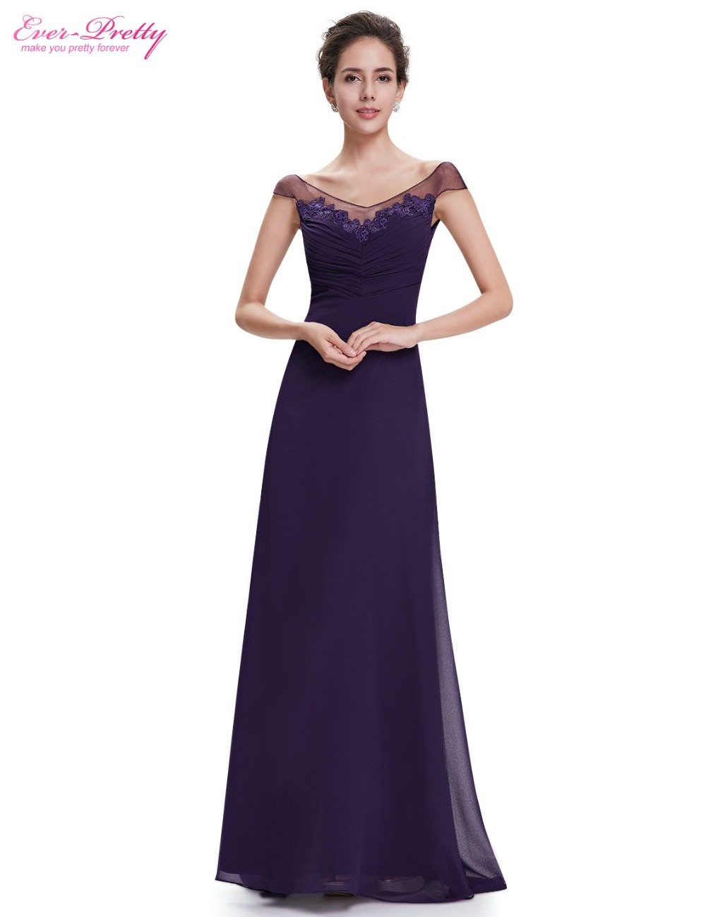 Online Get Cheap Evening Dress Purple -Aliexpress.com | Alibaba Group