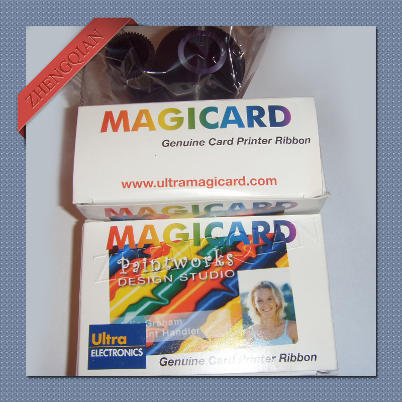 Original Magicard M9005-751 or  LC1 YMCKO full color dye film  350 images for Avalon,Rio, Tango