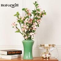 6 Pçs/lote Dogwood Artificial Flor Da Orquídea Flores Decorativas Para Casa Decoração Do Hotel Decoração Do Casamento Flor de Seda de Alta Qualidade