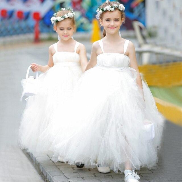 High quality baby girl formal dress white infant ball gown baby high quality baby girl formal dress white infant ball gown baby flower girl dresses for weddings mightylinksfo