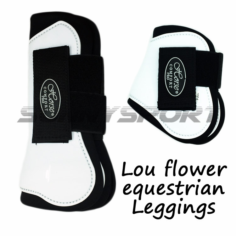 The Horse With A Professional Equestrian Horse Horse Leggings Protective Equipment Before And After The Horse Discount