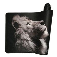 300x800mm Large Gaming Mouse Pad Gamer Rug Lion Pattern Locking Edge Grande Mousepad Keyboard Mouse Mat for CSGO DOTA 2 LOL Game