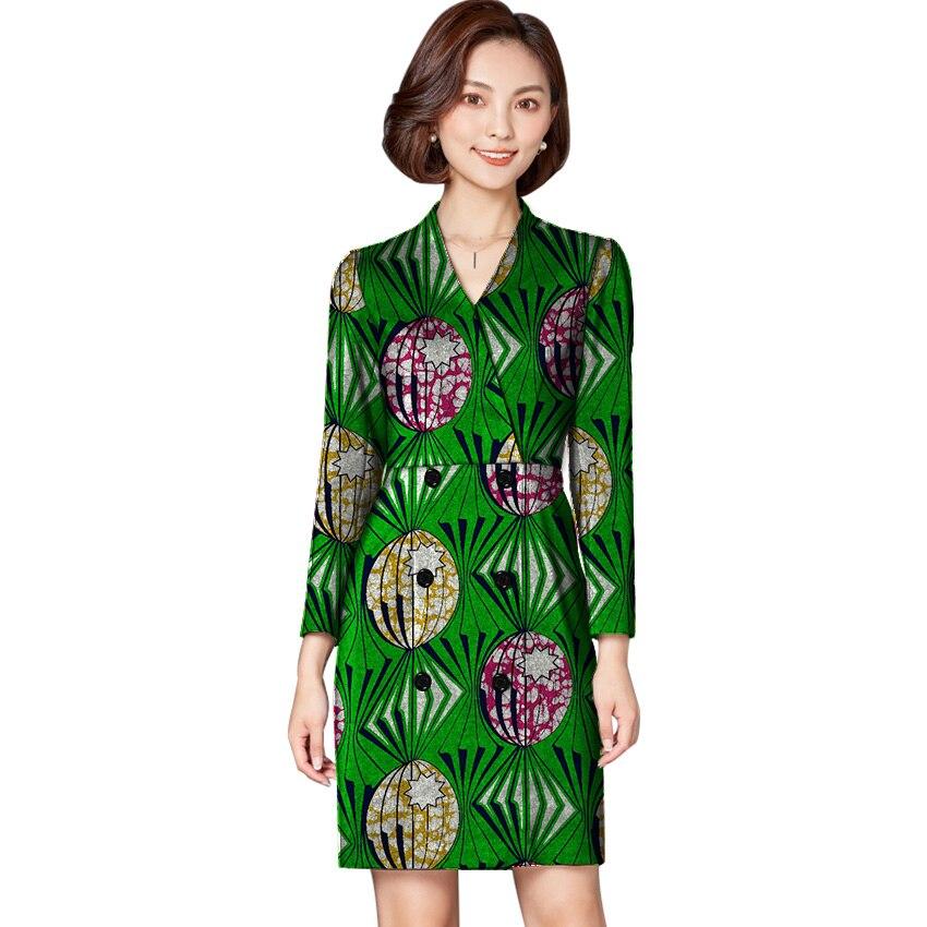 Robes 1 Élégant Femme Taille 10 Pour Vêtements Feminino 4 7 Manches 2 Africaines 5 Africain Personnaliser Les 6 3 Robe 9 Longues Mode Afrique Style 8 Femmes xdQtshCr