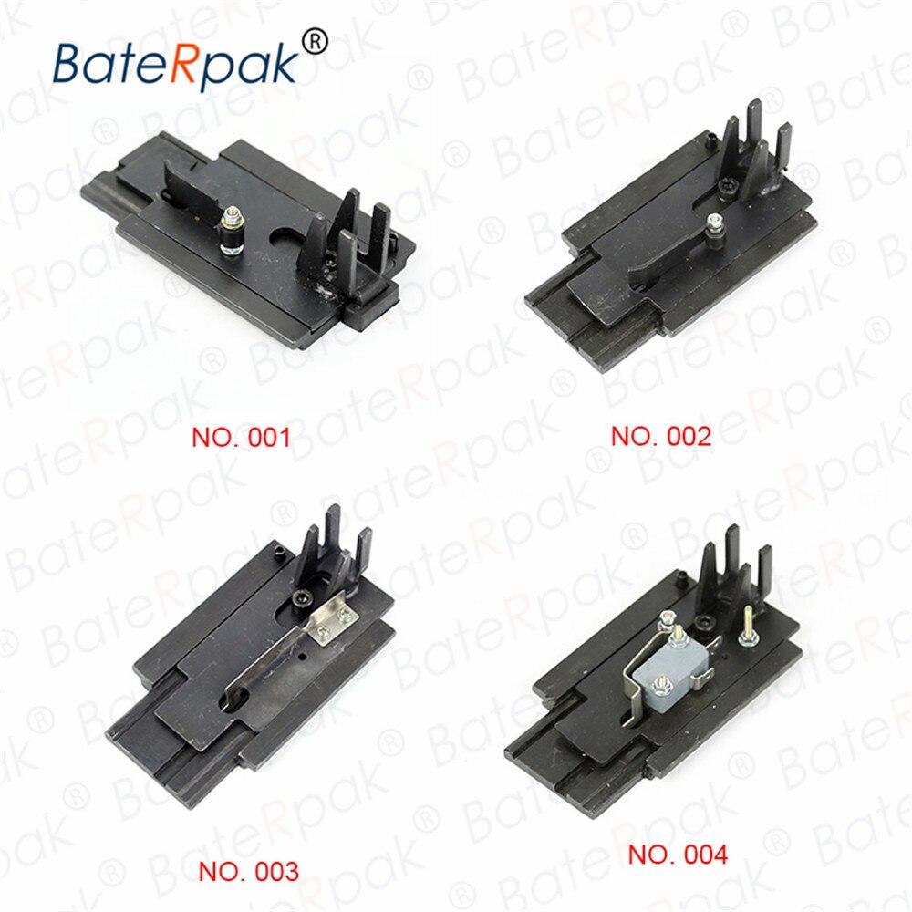 Baterpak para cima/para baixo deslizante capa semi automática cintar peças de máquina, bunding máquina aquecedor capa