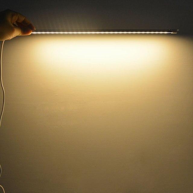 LED Book Light USB Port Power Reading Desk Lamp Flexible 5V 35cm Hard Bar Tube Light For Table Study Night Lights Nachtlampje LED Bar-Lights