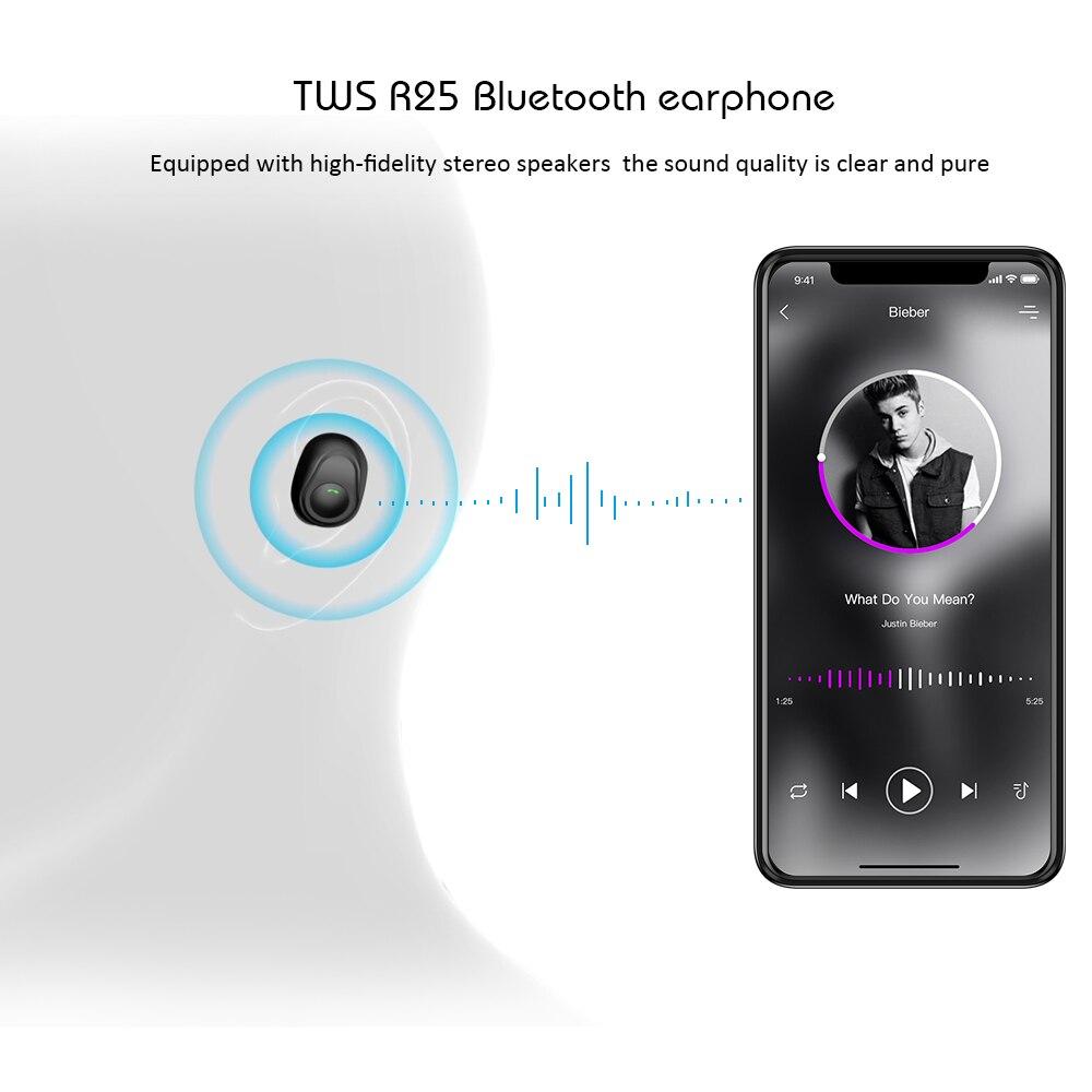 """SERVO R25 2,8 """"мобильный телефон Dual SIM карты с Bluetooth 5,0 СПЦ беспроводной наушники 6000 мАч запасные аккумуляторы для телефонов GSM WCDMA GPRS мобильный телефон"""
