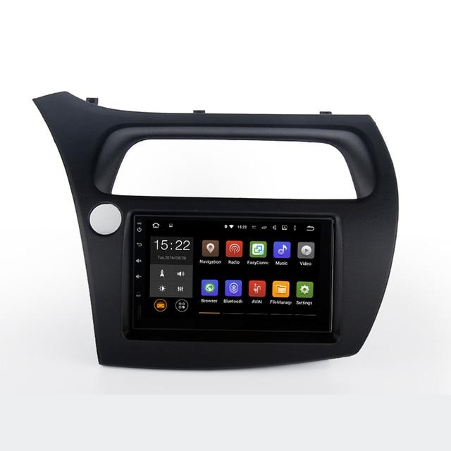 Din Car Radio For Honda Civic Hatchback Withstereo Navi Car Radio Headunit Navi Jpg X