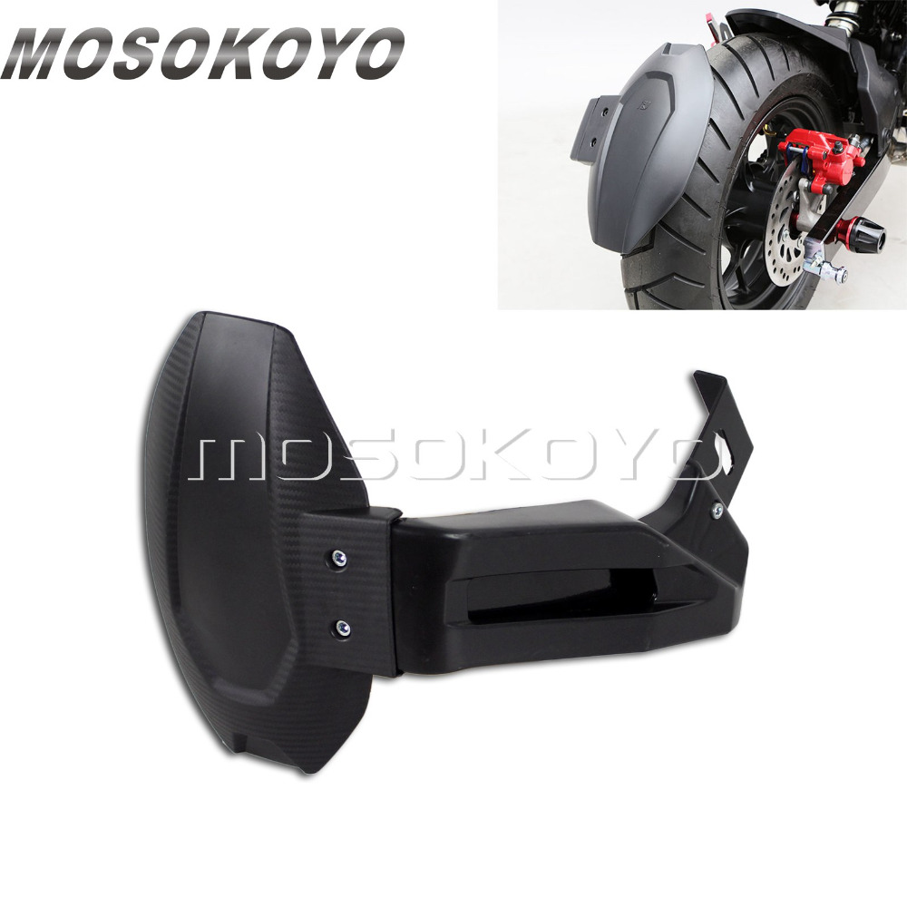 Motorcycle Rear Fender Mudguard Splash Guard Cover For Honda Grom MSX125SF MSX 125 SF