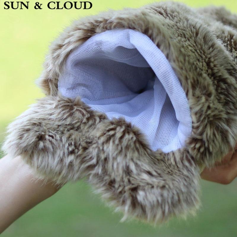 SUN & CLOUD 1 ცალი ზღარბი ხელის - პლუშები სათამაშოები - ფოტო 5