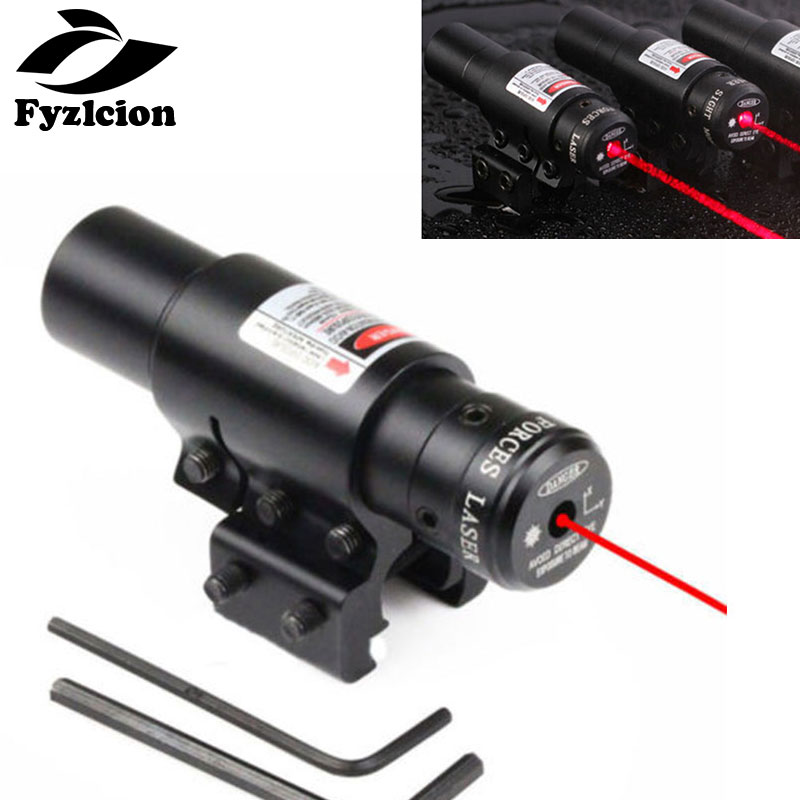 Pointer-Gun Aim-Scope Mount Sights 650nm Hunting-Shooting Airsoft Red Laser Tactical