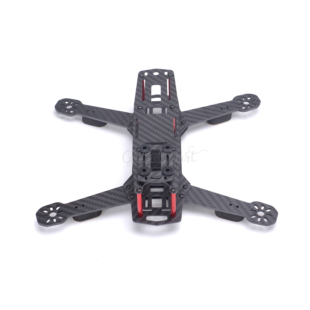 Image 2 - QAV250 250mm 250 Quadcopter Frame CC3D EVO Controller 2204 2300kv Motor 12A Simonk ESC Flysky I6 FS i6 for RC FPV Racing Drone-in Parts & Accessories from Toys & Hobbies
