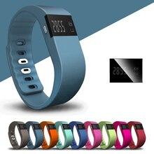 2015 Водонепроницаемый IP67 Bluetooth Smart Часы-браслет для Iphone и Android телефон Лидер продаж здоровый браслет TW64