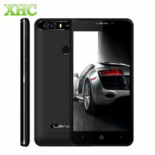 LEAGOO origine KIICAA PUISSANCE Smartphone 2 GB/16 GB Double Caméras Arrière D'empreintes Digitales 5.0 »Android 7.0 MTK6580A Quad Core 3G Téléphone Portable