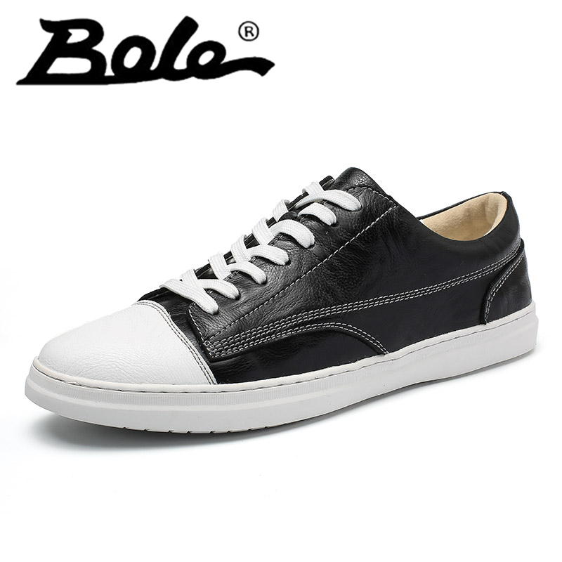 Retro Style 2018 Spring Autumn Men Casual Shoes Genuine Leather Round Toe Leisure Shoes Male Black Dark Blue Flat Comfy Shoes цены онлайн