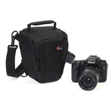fast shipping  Lowepro Toploader Zoom 50 AW High quality Digital SLR camera Shoulder bag With waterproof cover цена и фото