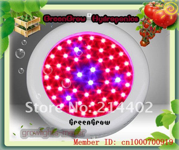 EMS frees shipping 50*1W Led horticulture n50W,high quality with 3years warranty,dropshipping недорго, оригинальная цена