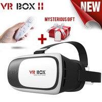 Google Cardboard VR BOX 2 II 2 0 VR Glasses 3D Glasses Virtual Reality Glasses VR