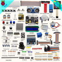 Free Shipping New Ultimate Starter Learning Kit For Raspberry Pi 2 Model B B Python