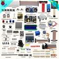 Adeept Free Shipping New Ultimate Starter Learning Kit For Raspberry Pi 3 2 Model B/B Python Book Headphones Diy Diykit