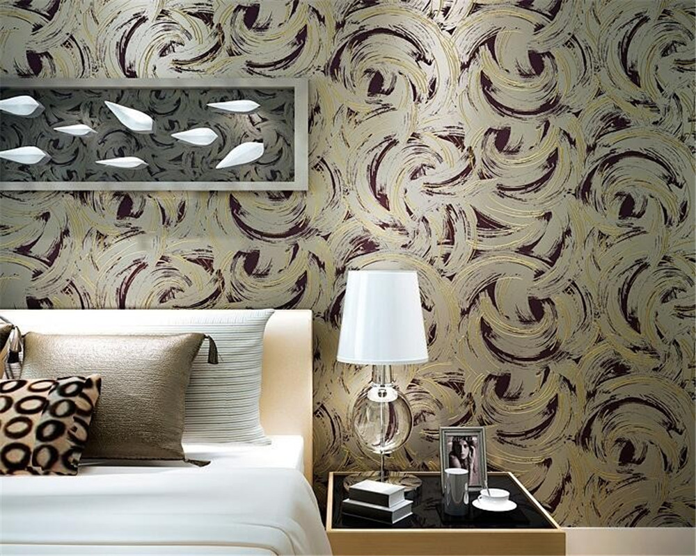 Beibehang wallpaper for walls 3 d Modern abstract wallpaper 3D living room dining room bedroom TV background wall 3D wallpaper beibehang high quality embossed wallpaper for living room bedroom wall paper roll desktop tv background wallpaper for walls 3 d