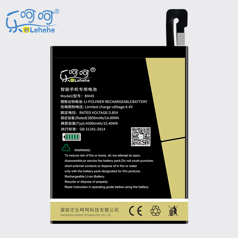 2019 New Original LEHEHE BN45 Battery for Xiaomi Redmi Note5 4000mAh Li-Polymer Replacement Bateria with Tools Gifts2019 New Original LEHEHE BN45 Battery for Xiaomi Redmi Note5 4000mAh Li-Polymer Replacement Bateria with Tools Gifts