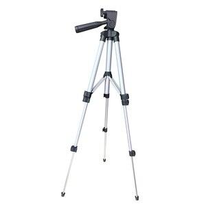 Image 2 - Professional Extendable Tripod Monopod For Camera Mobile Phone Ipad Aluminium Alloy Stand Mount Tripod Holder For DV Video