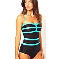 Sexy Monokini One Piece Swimsuit Newest Style Slim Plus Size Swimwear Women Swimsuit One Piece High