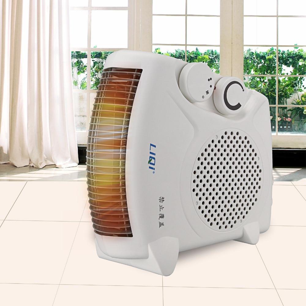 220 В Электрический подогреватель теплый воздух Воздуходувы мини тепловентилятор электри ...