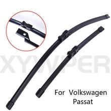 Стеклоочистители для автомобилей для Volkswagen Passat B5 B6 B7 от 2002 2003 2004 до стеклоочиститель автомобильные аксессуары
