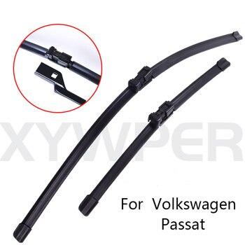 Стеклоочистители Лезвия для автомобилей для Volkswagen Passat B5 B6 B7 от 2002 2003 2004 до 2015 оптовая продажа стеклоочиститель автомобильные аксессуары >> XYWPER Official Store