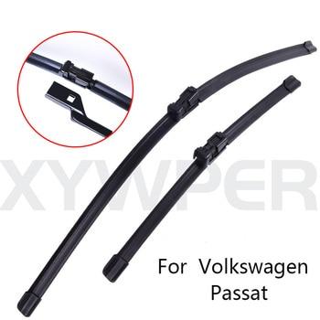 Ruitenwissers Blade Voor Auto voor Volkswagen Passat B5 B6 B7 van 2002 2003 2004 2015 groothandel ruitenwisser auto accessoires